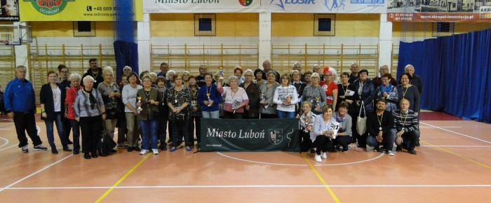 II Miejska Olimpiada Seniorów w Luboniu – FOTORELACJA