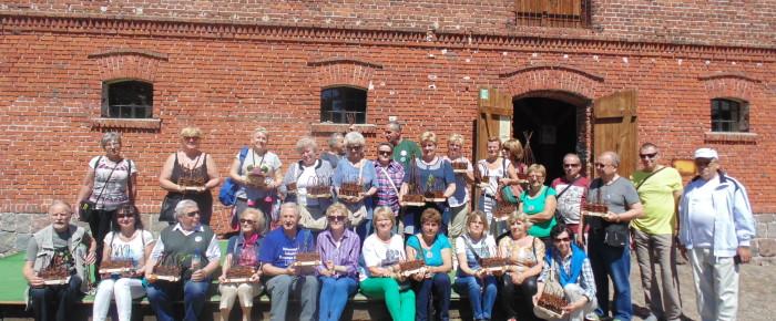 Seniorzy w Mniszkach