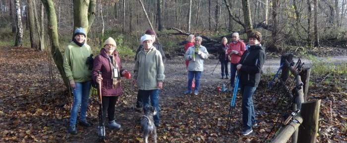 Jesienny spacer – jesienna aktywność