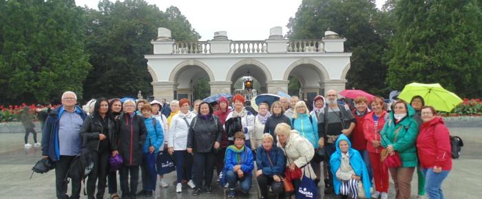 Parada Seniorów w Warszawie