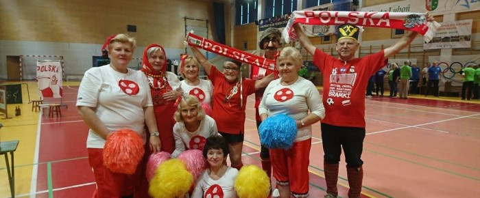 I Powiatowa Olimpiada Seniora