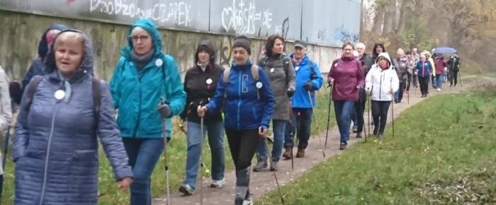 IX Luboński Rajd Nordic Walking im. Włodzimierza Kaczmarka