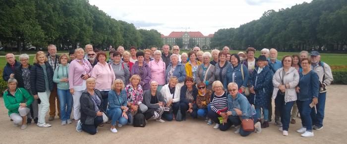 2 sierpnia 2021 r. seniorzy Uniwersytetu Lubońskiego Trzeciego Wieku zwiedzali zabytki Szczecina wpisane na listę Narodowego Instytutu Dziedzictwa